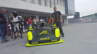 Radical Pro Sport vezetés Hungaroring 3 kör