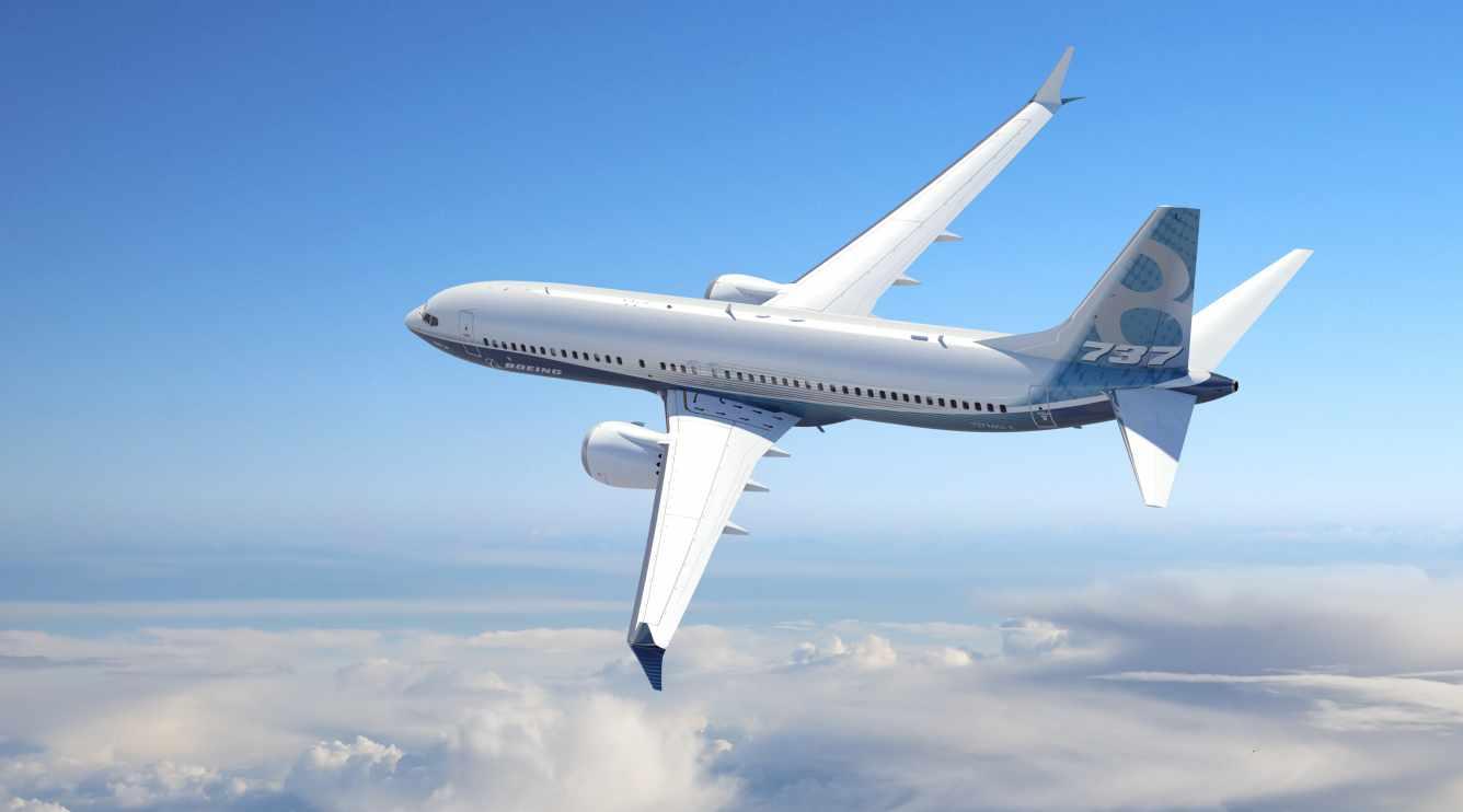 Out of kerozin - Boeing szimulátor 50 perc