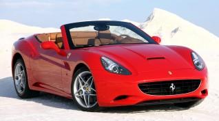 Ferrari California 460 LE vezetés Premium kör 14-16 km