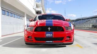 Mustang 302 Boss 480 LE autóvezetés Hungaroring 3 kör+videó