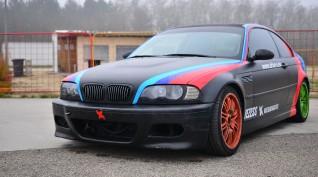 BMW M3 360LE vezetés Hungaroring 2 kör/8,7 km + ajándék + videó