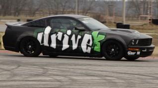 Ford Mustang GT 450 LE autóvezetés Hungaroring 1 kör+videó