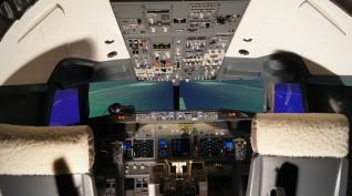 Repülőgép Szimulátor Boeing 737  2 óra