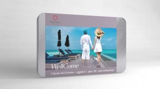 WellCome szállodai utalvány 2 fő részére