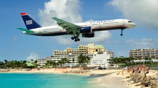 Korfu, Madeira, Saint Martin - Airbus szimulátor 60 perc