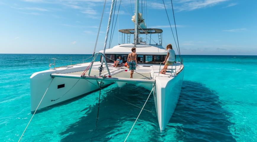 Katamarán Yacht túra az Adrián 8 nap 7 éj 1 fő