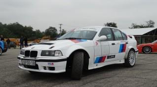 BMW E36 rally vezetés Kakucsring 12 kör + videó