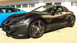 Maserati GranTurismo 520 LE vezetés KakucsRing 8+3 kör ajándék