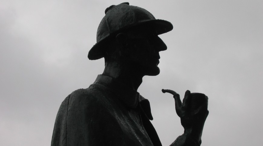 Sherlock kijutós játék 4 fő