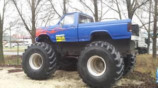 Monster Truck Ford F150 Bigfoot vezetés 3 kör