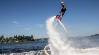 """""""Szárnyalj a víz felett!""""  10 perc Hoverboard + 10 perc Flyboard"""
