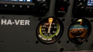 Cessna 172 repülőgép szimulátor 60 perc