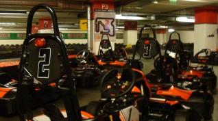 Gokart Super Race csomag Budapesten