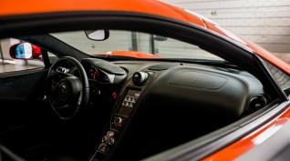 McLaren MP4-12C 625 LE autóvezetés Euroring 3 kör+videó
