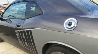 Dodge Challenger 450 LE vezetés Vin Diesel csomag Euroring 2 kör