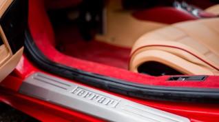 Ferrari 458 Italia 570 LE autóvezetés DRX Ring 4 kör+videó