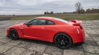Nissan GT-R R35 650 LE vezetés DRX Ring 8 kör+videó