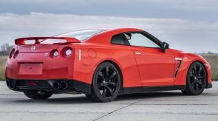 Nissan GT-R R35 650 LE vezetés Euroring 4 kör+videó