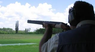 Korong Lövészet 20 lövéssel