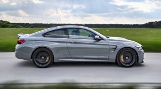 BMW M4 CS Limited Edition autóvezetés KakucsRing 5 kör