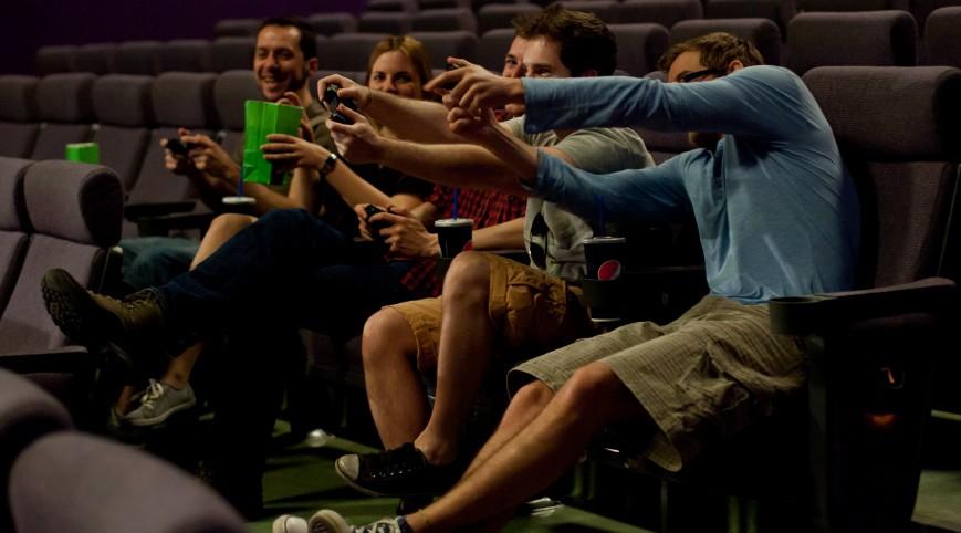 Konzoljáték lehetőség Saját Moziban 3 órára