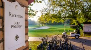 Golf&Relax csomag az Old Lake Golf Hotelben 2 nap 1 éj 2 fő
