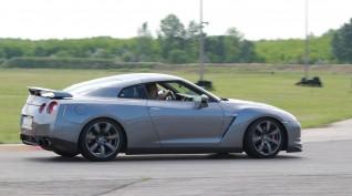 Nissan GT-R vezetés Hungaroring 2 kör