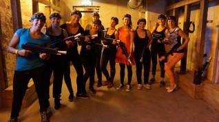 Egyedülálló interaktív játékélmény - Lasertag Budapesten 2 óra 1 fő