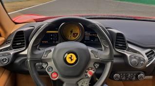 Ferrari 458 Italia élményvezetés Euroring 2 kör