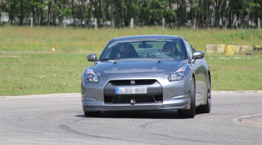 Nissan GT-R vezetés és utasautóztatás KakucsRing 10+2 kör