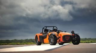 Lotus Super Seven vezetés Hungaroring 3 kör/13,2 km + videó