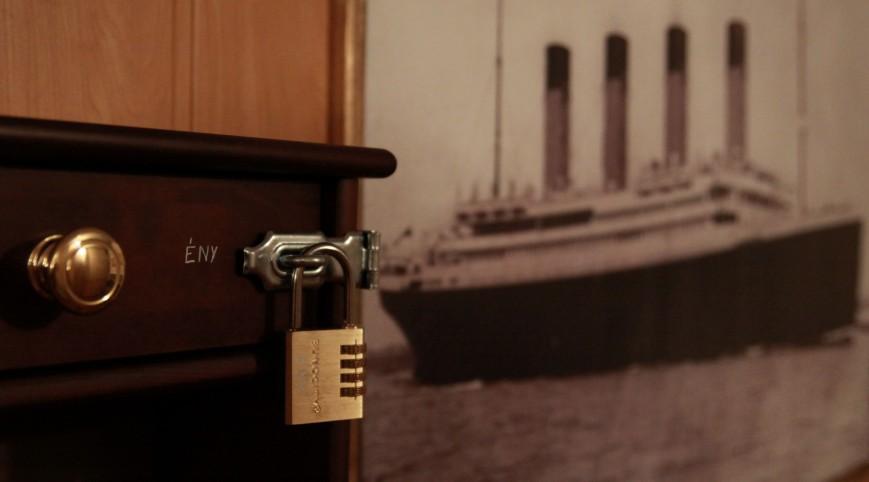 Titanic - A szabadulás 2 fő