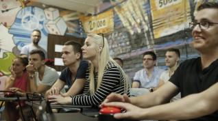 Vetélkedőszoba-Vidám csapatépítő játék 16-20 fő