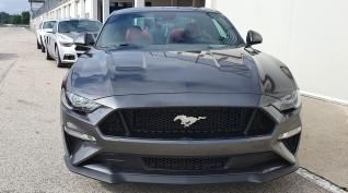Ford Mustang GT élményvezetés KakucsRing 5 kör