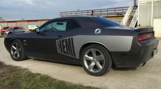 Dodge Challenger 450 LE autóvezetés Vin Diesel csomag 8+2 kör