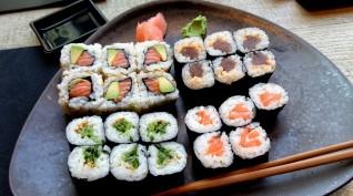 Sushi alapok - privát főzőkurzus 4 fő