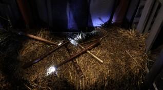 Varázsvilág 2. rész-A varázslóbörtön foglya-szabadulós játék 2-6 fő