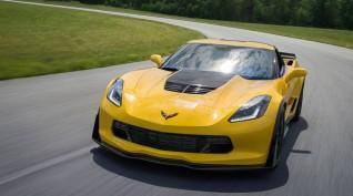 Chevrolet Corvette C7 650 LE vezetés Euroring 5 kör