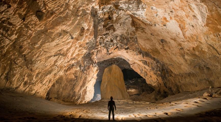 Extrém barlangtúra 4 fő részére a Pálvölgyi -Mátyáshegyi barlangban