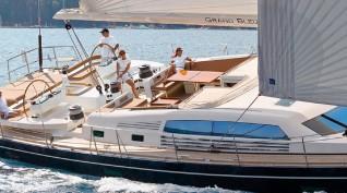 Páros Vitorlás Yacht túra a káprázatos Adrián búvárkodással 4 nap 3 éj