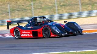 Radical SR3 Formula élményautózás az Euroringen 2 kör