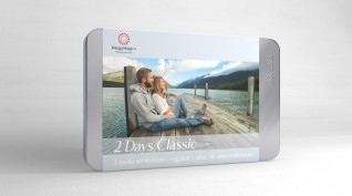 2 Days Classic szállodai utalvány 2 napos pihenés 2 fő részére