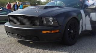 Vezetéstechnikai tréning DRX Ringen + Ford Mustang vezetés 4 kör