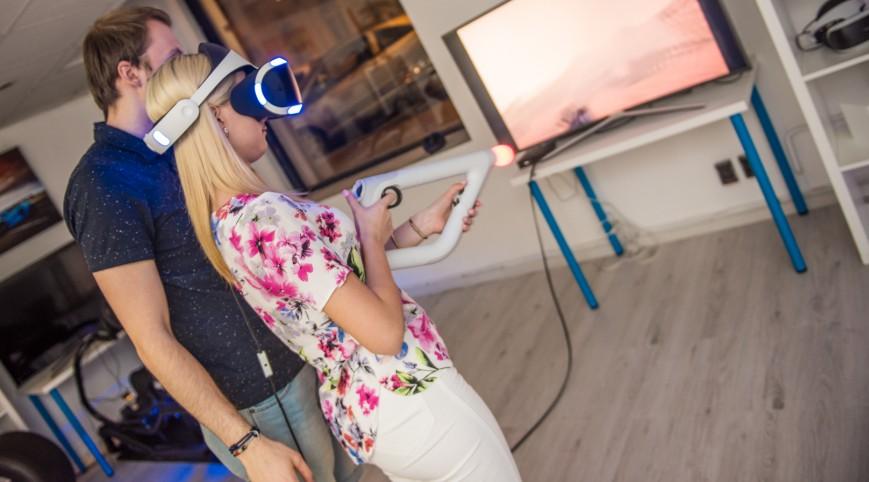Virtuális Valóság élmény - VR élmény 2 óra 2-6 fő