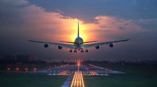 Cities By Night - Boeing szimulátor 50 perc