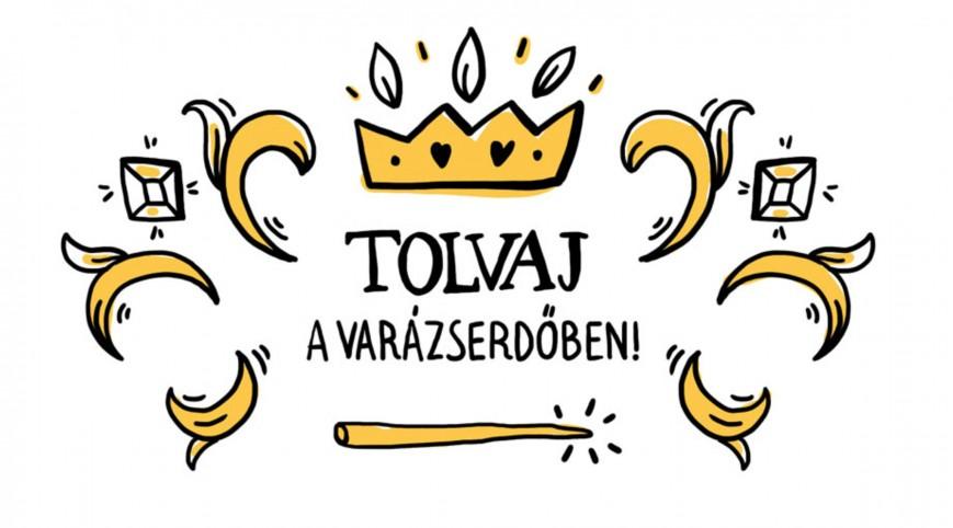 Tolvaj a Varázserdőben–Családi Kincskereső játék az Orczy Kertben