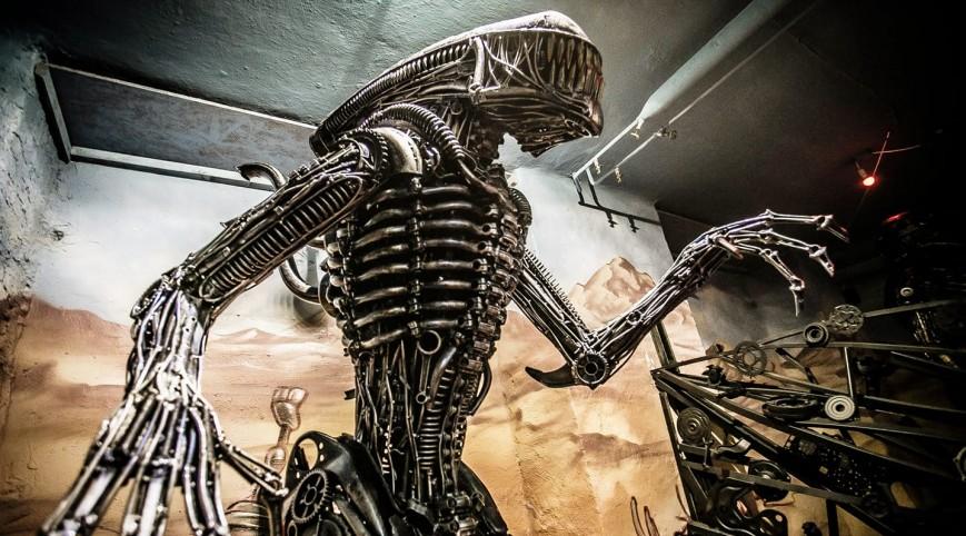 Amazing Metal Art Gallery belépő 1 fő