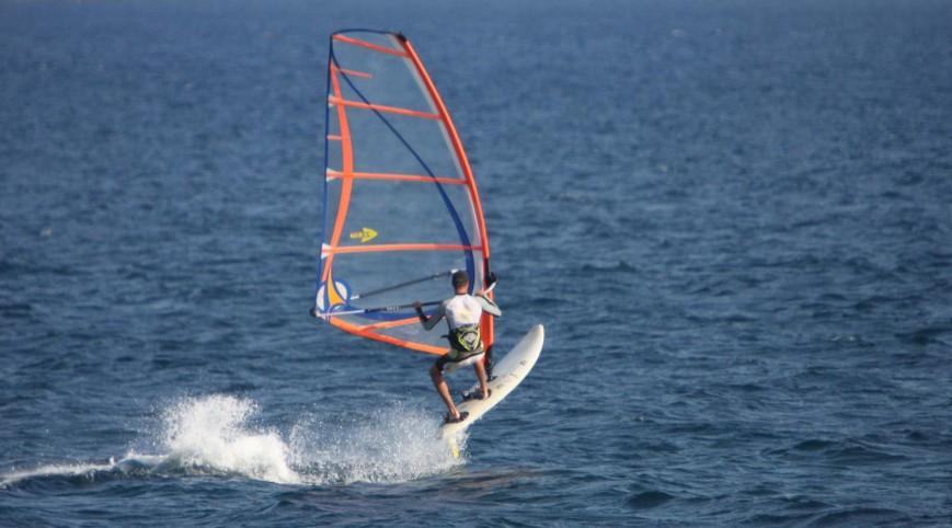 10 órás Szörf Tanfolyam a Balatonon