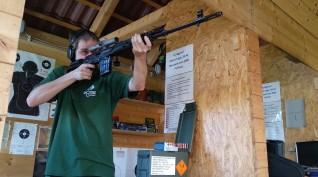 Élménylövészet-Hadifegyverek csomag 25 lövés