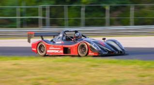 Radical SR3 Formula élményautózás az Euroringen 4 kör 2 fő